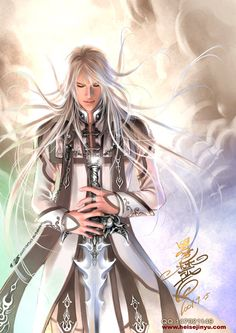 cloud warrior anime