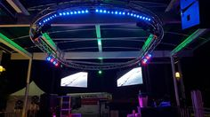 P3.91 Indoor Rental LED Display - LED Video Display