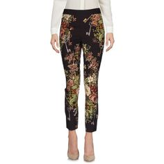 Dolce & Gabbana Casual Pants ($680) ❤ liked on Polyvore featuring pants, deep purple, peg-leg pants, dolce gabbana pants, tapered leg pants, zip pants and dolce gabbana trousers