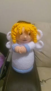 Angeli Amigurumi Tutorial : 1000+ images about Angeli crochet on Pinterest Crochet ...