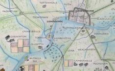 Central London was once largely marshland. The first major Anglo Saxon settlement was Lundenwic (now Covent Garden/Aldwych). Later, King Alfred re-established a town within the old Roman walls, known as Lundenburh.