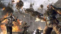 8 nuevas imágenes para Xbox 360 de Gears of War 3 - imagen 7