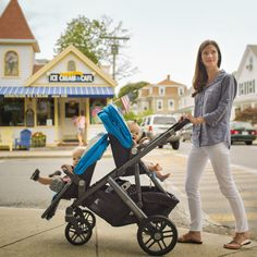 VISTA - UPPABABY - poussette simple ou double - 10 configurations possibles