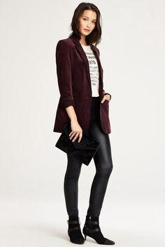 REBECCA MINKOFF Merilee Jacket. #rebeccaminkoff #cloth #