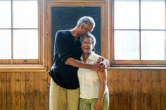 The playwright Ed Shockley and his wife, Terri, learn to appreciate each other even more after his stroke.