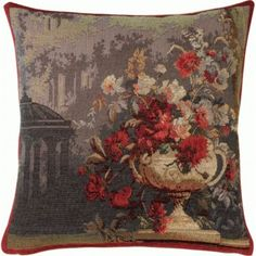 9187  : Bouquet, fond Kiosque