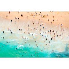 Gray Malin Maroubra Bay Swimmers