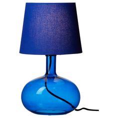 LJUSÅS UVÅS Bordlampe - IKEA