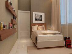 Demikianlah beberapa tips cara desain kamar tidur apartemen minimalis modern, semoga bisa memberikan solusi bagi anda yang tinggal pada hunian bertipe apartemen.