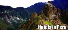 Find the best deals on your choice hotels in Peru and everywhere else with Dennis Dames Hotel Finder International by comparing 1000's of room booking sites at once. Best Price Guaranteed!