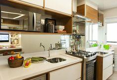 Vejas alguns modelos de cozinha para a decoração da sua casa de acordo com o seu estilo e orçamento. Conheça e escolha a melhor para você.