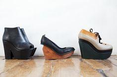 Самая красивая обувь мари