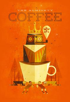 'The Coffee Goddess' by Jorsh Pena