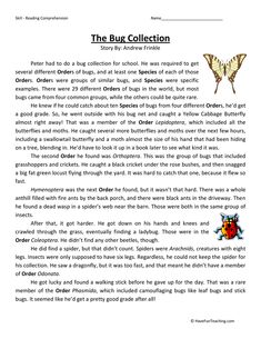 Grade 4 Reading Lesson 7 Short Stories Black Beauty