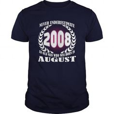 08 August 2008 Shirts Year never underestimate an old men Shirts Birthday Tshirts Guys tees ladies tees Hoodie youth Sweat Vneck Shirt for Men and Family #2008 #tshirts #birthday #gift #ideas #Popular #Everything #Videos #Shop #Animals #pets #Architecture #Art #Cars #motorcycles #Celebrities #DIY #crafts #Design #Education #Entertainment #Food #drink #Gardening #Geek #Hair #beauty #Health #fitness #History #Holidays #events #Home decor #Humor #Illustrations #posters #Kids #parenting #Men…