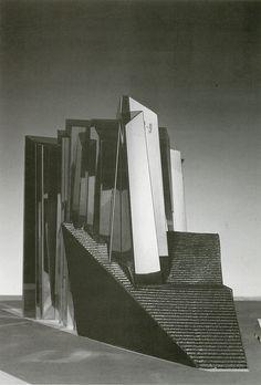 Atsushi Kitagawara. Japan Architect Nov 1988, 19