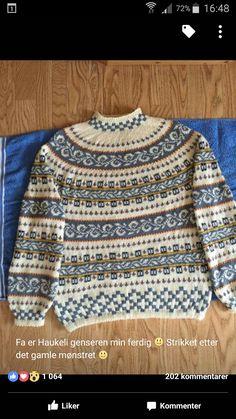 Haukeli Irene, Patterns, Sweaters, Fashion, Block Prints, Patrones, Moda, La Mode, Pattern