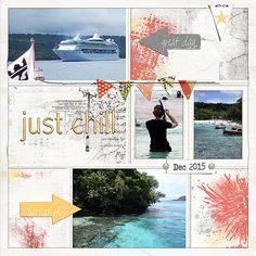 Champagne Bay - Scrapbook.com