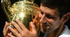 With a Wimbledon Win, Novak Djokovic Reclaims a Place at the Top - The New York Times http://sco.lt/...