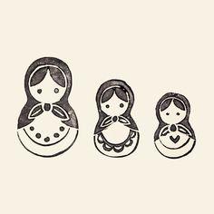 tattoo idea, bake paper, mother daughters tattoo, mother daughter sister tattoos, matryoshka doll tattoo, fresh bake, paper goods, mother daughter tattoos, matryoshka dolls tattoo