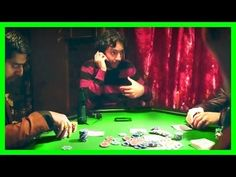 The new Carlsberg TV ad 2013. would you help your best friend stuck in a poker game without any money and some nice guys arround?