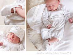 Jonathan Newborn Boys Clothing | Boys Baptism Outfit