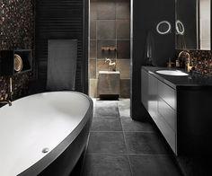 Bathroom report: Shades of grey