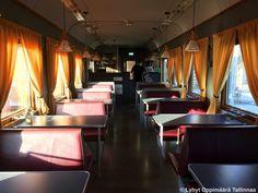 Peatus on Telliskivessä sijaitseva persoonallinen ravintolabaari: se sijaitsee kahdessa vanhassa junanvaunussa ja sisätiloissa matkaakin jonnekin muualle kuin ympäristö antaisi odottaa. Tämä on hyvä paikka drinkille tai purtavalle. Tarjolla myös lapsille oma menu. Tämä paikka tulee itse kokea. #peatus #eckeröline #tallinna