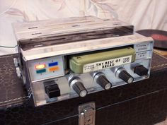 Craig Pioneer 8 Track Player by ECCENTRICRON on Etsy