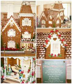 Visiting The Grand Floridian Resort at WDW is one of our favorite Christmas traditions! The music, the giant gingerbread house, dinner at 1900 Park Fare....it's just magical!