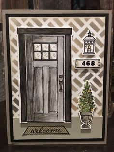Stampin' Up, At Home With You
