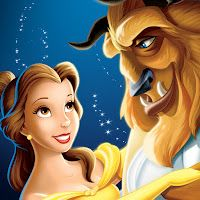 Beauty and the Beast. My Favorite princess movie!