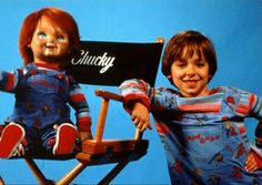 Child's Play ... Chucky & Andy