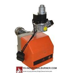 Methane single-stage gas burners 30-56kw Italy Baltur design