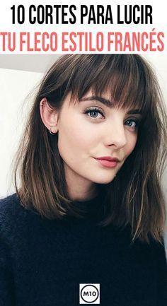 Moda femenina faldas largas 63 ideas for 2019 Cut My Hair, Love Hair, New Hair, Hair Cuts, Fringe Hairstyles, Hairstyles With Bangs, Pretty Hairstyles, Straight Hairstyles, Medium Hair Styles