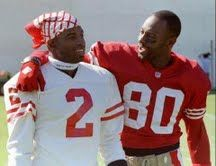 Deon Sanders &  Jerry Rice! It don't get no better than that