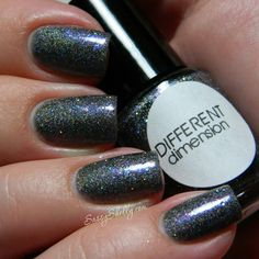 Different Dimension ~ Black Dahlia from the Set It Free collection <3!  | Sassy Shelly