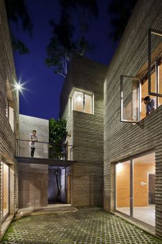 House for Trees // Vo Trong Nghia Architects