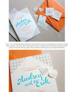 ポップで可愛い結婚式招待状&カードデザイン集  | Weddingcard.jp