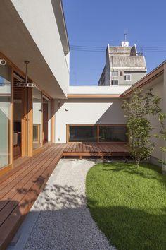 Modern Japanese Interior, Japanese Modern House, Japanese Home Design, Traditional Japanese House, Japanese Living Rooms, Minimal House Design, Minimal Home, Dream Home Design, Tiny House Design