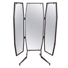 Full Length Three Way Italian Mirror | CoolHouse