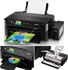 Imprimanta foto A4 Epson L810 Epson, A4, Products, Gadget