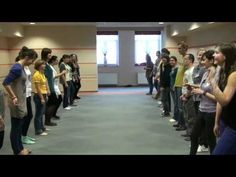 Taniec integracyjny - Warsztaty ER 2011/12 - YouTube