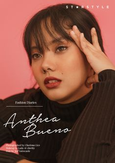 Anthea Bueno on Pursuing Her Passion to Become A Makeup Artist - Star Style PH Saw Makeup, Makeup Looks, Interview Makeup, University Of Santo Tomas, When You Feel Lost, Becoming A Makeup Artist, Bronze Makeup, Let It Out, Different Media
