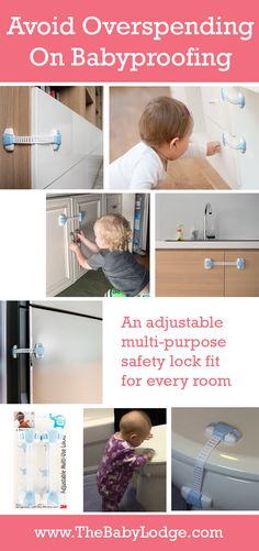Rimiclip A New Kind Of Painless Child Safety Latch