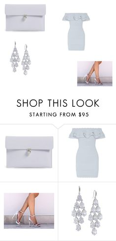 """""""Untitled #83"""" by lorenzia14 on Polyvore featuring Alexander McQueen, Carolee, women's clothing, women, female, woman, misses and juniors"""