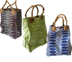 Bayong Ikat Tote #Bag - essentric & groovy