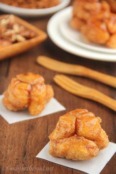 Skinny Monkey Bread Bites