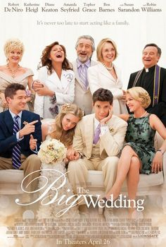 Movie Swag Giveaway  The Big Wedding is an uproarious romantic comedy about a charmingly modern family trying to survive a weekend wedding celebration that has the potential to become a full blown family fiasco.