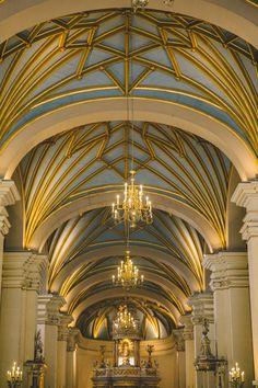 Hotels, Lima Peru, Barcelona Cathedral, Building, Travel, Santo Domingo, South America Travel, Viajes, Road Trip Destinations